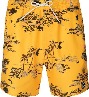 Шорты пляжные мужские O'Neill Tropical, размер 52-54