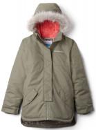 Куртка утепленная для девочек Columbia Carson Pass