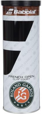 Набор мячей для большого тенниса Babolat Ball French Open X 3
