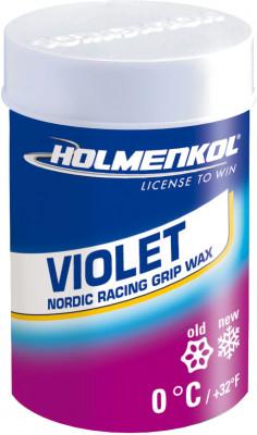 Мазь держания для беговых лыж HOLMENKOL Grip Violet