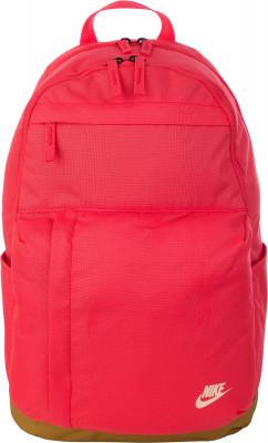 Рюкзак женский Nike ElementalРюкзаки<br>Рюкзак nike sportswear elemental новая версия классической модели. В рюкзаке предусмотрено 2 больших отделения и 2 внешних кармана.