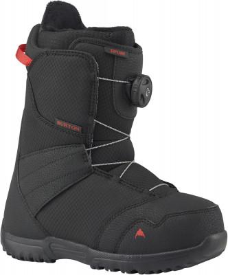 Сноубордические ботинки детские Burton Zipline Boa, размер 35,5