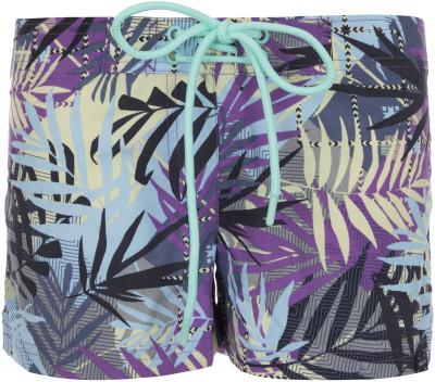 Шорты для девочек Termit, размер 140Surf Style <br>Летние шорты termit для девочек идеальны для активного отдыха в жаркую погоду. Свобода движений прямой крой обеспечивает максимальную свободу движений.