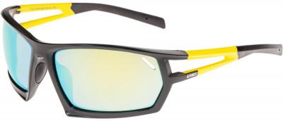 Солнцезащитные очки UvexФункциональные солнцезащитные очки. Дизайн обеспечит оптимальный обзор, а специальное покрытие litemirror - защиту от бликов и инфракрасного излучения даже при ярком свете.<br>Цвет линз: Желтый Зеркальный; Назначение: Спортивный стиль; Пол: Мужской; Возраст: Взрослые; Вид спорта: Спортивный стиль; Ультрафиолетовый фильтр: Есть; Зеркальное напыление: Есть; Материал линз: Поликарбонат; Оправа: Пластик; Технологии: 100% UVA- UVB- UVC-PROTECTION, Decentered Lens, LITEMIRROR; Производитель: Uvex; Артикул производителя: S5308712616; Срок гарантии: 1 месяц; Страна производства: Китай; Размер RU: Без размера;