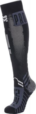 Гольфы MORETAN Alpine ski embossom, 1 параИнновационные многослойные носки с компрессионным эффектом alpine ski grip от moretan разработаны специально для катания на горных лыжах.<br>Пол: Мужской; Возраст: Взрослые; Вид спорта: Горные лыжи; Плоские швы: Да; Светоотражающие элементы: Нет; Дополнительная вентиляция: Да; Компрессионный эффект: Да; Производитель: MORETAN; Артикул производителя: ALG-171549; Страна производства: Россия; Материалы: 73 % полиамид, 16 % поликолон, 11 % спандекс; Размер RU: 42-44;