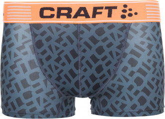 Трусы мужские Craft Greatness Boxer 3-Inch