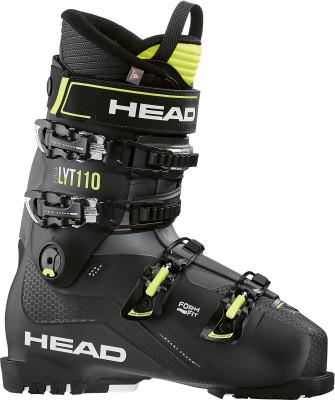 Ботинки горнолыжные Head EDGE LYT 110, размер 29,5 см
