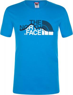 Футболка мужская The North Face Mountain Line, размер 48
