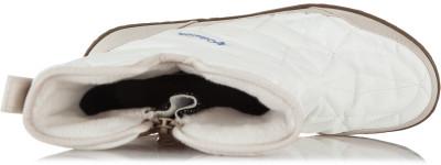 Фото 3 - Сапоги утепленные женские Columbia Minx III, размер 37.5 белого цвета