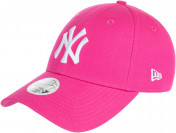 Бейсболка женская New Era Fashion Essential 9Forty NY Yankees