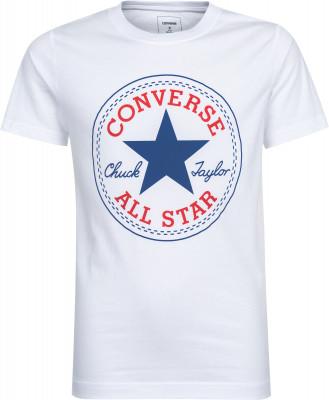 Футболка для мальчиков Converse, размер 128