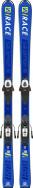 Горные лыжи детские + крепления Salomon E S/RACE Jr + L L6 GW