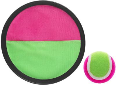 Набор: тарелки-ловушки и мяч TorneoСемейные и пляжные игры<br>Веселая игра для детей и взрослых, в которую можно играть дома и на улице. Игра развивает реакцию и координацию движений.