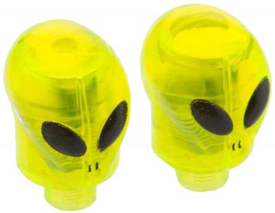 Декоративные фонари на ниппели CyclotechДекоративные фонари на ниппели автоматически загораются при движении.<br>Вид спорта: Велоспорт; Производитель: Cyclotech; Артикул производителя: CNL-2; Страна производства: Китай; Размер RU: Без размера;