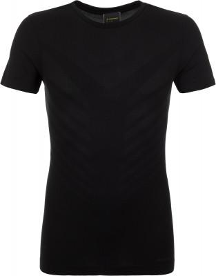 Футболка мужская Demix, размер 54Футболки<br>Технологичная футболка для тренинга от demix. Отведение влаги ткань с технологией movi-tex эффективно отводит влагу от тела.