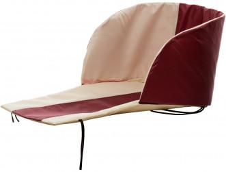 Мягкое сиденье для санок Torneo