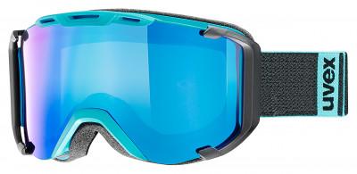 Маска Uvex Snowstrike FMБлагодаря использованию новейших технологий горнолыжная маска uvex snowstrike fm обеспечивает превосходную видимость. Модель рекомендуется для катания в солнечную погоду.<br>Сезон: 2017/2018; Пол: Мужской; Возраст: Взрослые; Вид спорта: Горные лыжи; Погодные условия: Солнце; Защита от УФ: Да; Цвет основной линзы: Голубой; Поляризация: Нет; Вентиляция: Да; Покрытие анти-фог: Да; Совместимость со шлемом: Да; Сменная линза: Опционально; Материал линзы: Поликарбонат; Материал оправы: Полиуретан; Конструкция линзы: Двойная; Форма линзы: Цилиндрическая; Возможность замены линзы: Есть; Производитель: Uvex; Технологии: 100% UVA- UVB- UVC-PROTECTION, Supravision; Артикул производителя: 0419; Срок гарантии: 2 года; Страна производства: Германия; Размер RU: Без размера;