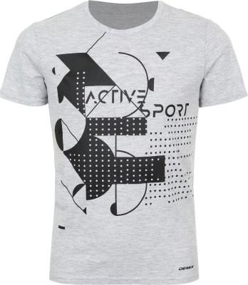 Футболка для мальчиков Demix, размер 140Футболки и майки<br>Удобная и практичная футболка в спортивном стиле от demix. Натуральные материалы натуральный хлопок гарантирует комфорт и воздухообмен.