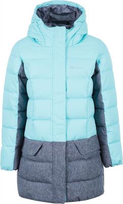Куртка пуховая для девочек Outventure, размер 146