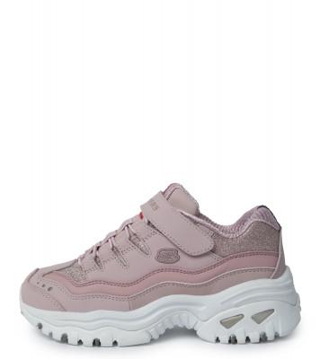 Кроссовки для девочек Skechers Energy Best Pals, размер 32