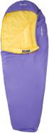Спальный мешок для похода Outventure TREK T +3 Women правосторонний
