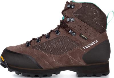 Ботинки женские Tecnica Kilimanjaro Ii Gtx, размер 38,5Ботинки и сапоги <br>Легкие и прочные ботинки для треккинга от tecnicа гарантируют непревзойденные комфорт и защиту.