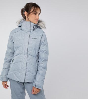 Куртка пуховая женская Columbia Lay D Down II, размер 48