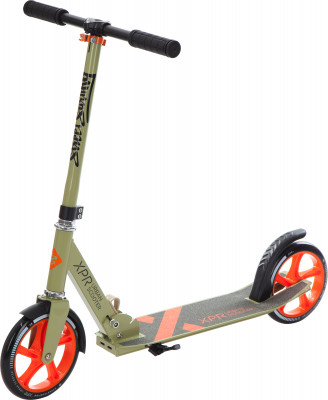 Street Surfing Urban XPRСамокат street surfing, который позволит передвигаться быстрее и сделает прогулки приятнее. Прочность усиленная конструкция деки выдерживает нагрузку до 120 кг.<br>Возраст: Взрослые; Вид спорта: Самокаты; Количество колес: 2; Максимальный вес пользователя: 120 кг; Диаметр колеса: 205 мм; Диаметр заднего колеса: 205 мм; Диаметр переднего колеса: 205 мм; Тип подшипников: ABEC 7; Складная конструкция: Да; Наличие подножки: Да; Материал рамы: Алюминий; Производитель: Street Surfing; Артикул производителя: 04-19-013; Срок гарантии: 3 года; Страна производства: Китай; Размер RU: Без размера;