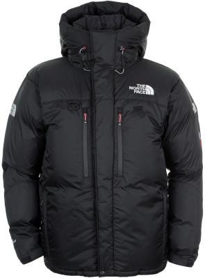 Куртка пуховая мужская The North Face HimalayanСамая теплая куртка в коллекции the north face создана для восхождений на высочайшие вершины мира и полярных путешествий.<br>Пол: Мужской; Возраст: Взрослые; Вид спорта: Горный туризм; Температурный режим: До -30; Покрой: Свободный; Дополнительная вентиляция: Нет; Проклеенные швы: Нет; Длина куртки: Короткая; Капюшон: Не отстегивается; Мех: Отсутствует; Количество карманов: 5; Водонепроницаемые молнии: Нет; Технологии: DWR, PrimaLoft Silver, Windstopper; Производитель: The North Face; Артикул производителя: T0A12Q; Страна производства: Китай; Материал верха: 100 % нейлон; Материал подкладки: 100 % нейлон; Материал утеплителя: Гусиный пух; Размер RU: 50;