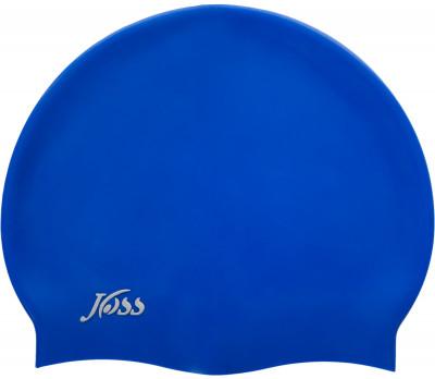 Шапочка для плавания детская JossКлассическая силиконовая шапочка для плавания. Модель отличается эластичностью, не тянет и не повреждает волосы. Шапочка обеспечивает надежную защиту от воздействия хлора.<br>Пол: Мужской; Возраст: Дети; Вид спорта: Плавание; Назначение: Универсальные; Материалы: 100 % силикон; Производитель: Joss; Артикул производителя: YJ4101Z30; Страна производства: Китай; Размер RU: Без размера;