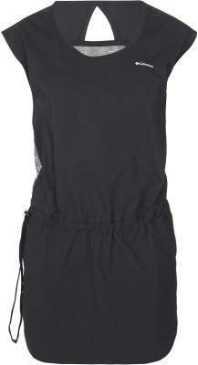 Платье женское Columbia Peak to Point, размер 48Платья<br>Женское платье с кружевными вставками columbia идеально подойдет для прогулок и путешествий в теплое время года.