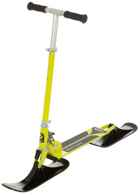 Снежный скутер Stiga Snow KickДетский скутер для езды по снегу. Малый вес облегченная конструкция из стали и алюминия большой срок службы лыжи выполнены из морозстойкого термопластика.<br>Максимальный вес пользователя: 50 кг; Габаритный размер: 59 х 11,5 х 17,5 см; Количество мест: 1; Размер сидушки: 41 х 10 х 0,5 см; Амортизация: Нет; Морозоустойчивость: До -25; Материал сидушки: Сталь с антискользящим покрытием; Наличие буксировочного троса: Нет; Смотка троса: Нет; Вес, кг: 2,3; Вид спорта: Санки и снегокаты; Производитель: Stiga; Артикул производителя: 75-1118-59; Срок гарантии: 1 год; Страна производства: Китай; Размер RU: Без размера;