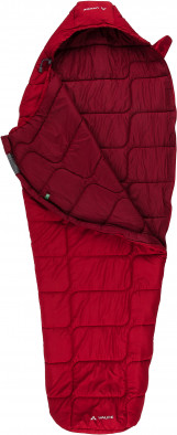 Спальный мешок VauDe Sioux 100 SYN +7 левосторонний