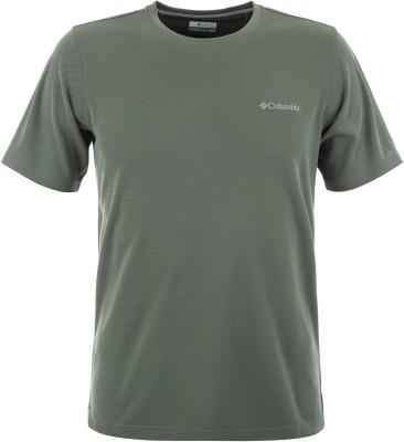 Футболка мужская Columbia Utilizer, размер 44-46Футболки<br>Мужская футболка из высококачественного синтетического материла от columbia станет удачным выбором для походов и активного отдыха на природе.