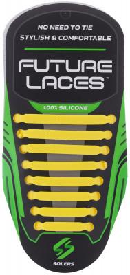 Шнурки силиконовые SolersЭластичные силиконовые шнурки станут удобной и функциональной заменой традиционным шнуркам. Они позволяют быстро обуться и подходят к любому размеру обуви.<br>Пол: Мужской; Возраст: Взрослые; Производитель: Solers; Артикул производителя: E505LS; Страна производства: Великобритания; Материалы: Силикон; Размер RU: Без размера;