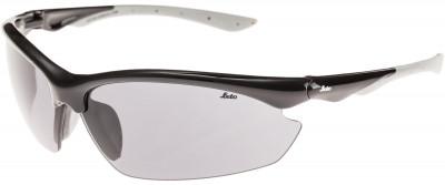 Солнцезащитные очки LetoЛегкие и удобные солнцезащитные очки с полимерными линзами в пластмассовой оправе.<br>Цвет линз: Серый; Назначение: Бег,велоспорт; Пол: Мужской; Возраст: Взрослые; Вид спорта: Бег, Велоспорт; Ультрафиолетовый фильтр: Да; Материал линз: Полимерные линзы; Оправа: Пластик; Производитель: Leto; Артикул производителя: 701630A; Срок гарантии: 1 месяц; Страна производства: Китай; Размер RU: Без размера;