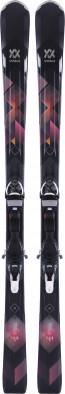 Горные лыжи женские Volkl Flair 78 + 4Motion XL 11.0 TCX D Lady