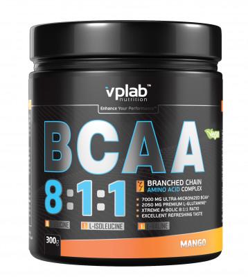 Аминокислоты Vplab nutrition, мангоСпортивное питание<br>Незаменимые аминокислоты с разветвленными цепочками (всаа) являются основным материалом для синтеза протеина, способствуют обновлению организма и замедляют процессы старения