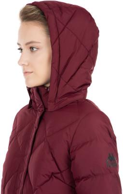 Куртку пуховая женская Kappa, размер 44 30322K084S красного цвета на ... 4e800fb719c
