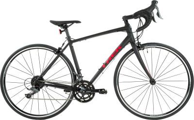 Trek DOMANE AL 2 700C (2019)Велосипеды<br>Универсальный шоссейный велосипед trek, который подойдет для поездок по гравию и ровным асфальтированным дорогам.