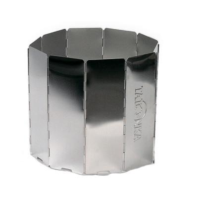 Защитный экран Tatonka FaltwindschutzЭкран гарантирует максимальную защиту от ветра в условиях непогоды. Конструкция максимально проста в эксплуатации.<br>Состав: алюминий; Размеры (дл х шир х выс), см: 27 х 8 х 1; Вес, кг: 0,23; Вид спорта: Кемпинг, Походы; Производитель: Tatonka; Артикул производителя: 4026.000; Срок гарантии: 1 год; Страна производства: Вьетнам; Размер RU: Без размера;