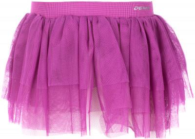Юбка для девочек DemixУдобная и воздушная юбка для девочек от demix - превосходный выбор для гимнастики. Свобода движений покрой позволяет двигаться свободно и естественно.<br>Пол: Женский; Возраст: Дети; Вид спорта: Гимнастика; Производитель: Demix; Артикул производителя: GGTK118016; Страна производства: Китай; Материал верха: 100 % полиэстер; Размер RU: 116;