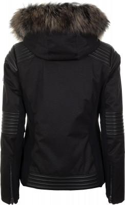 Фото 2 - Куртку утепленная женская Descente Cicily, размер 42 черного цвета