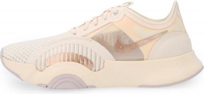 Кроссовки женские Nike WMNS Superrep Go, размер 39