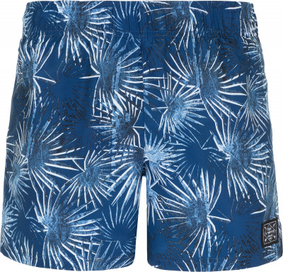 Шорты пляжные мужские Termit, размер 56Surf Style <br>Мужские бордшорты termit для пляжного отдыха и водных видов спорта. Быстрое высыхание модель выполнена из прочной быстросохнущей ткани.