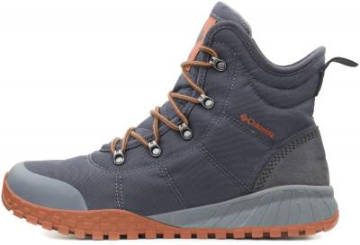 Ботинки утепленные мужские Columbia Fairbanks, размер 40  (4601105375)