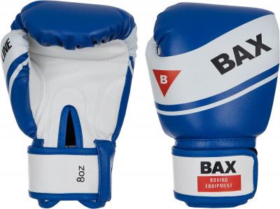 Перчатки боксеркие Bax, размер 10 ozПерчатки<br>Боксерские перчатки bax со специальным уплотнителем предназначены для тренировок и идеально подходят для спаррингов.