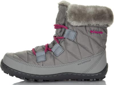 Ботинки утепленные для девочек Columbia Youth Minx