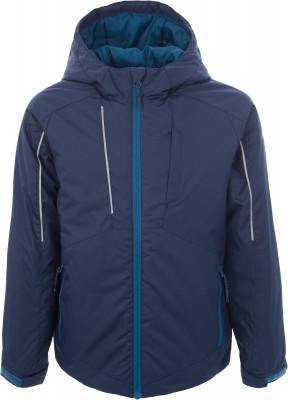 Куртка утепленная для мальчиков Outventure, размер 128Куртки <br>Утепленная куртка для мальчиков от outventure - отличный выбор для активного отдыха на природе.