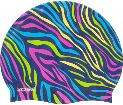 Шапочка для плавания JossУниверсальная силиконовая шапочка joss станет отличным выбором для занятий в бассейне.<br>Пол: Мужской; Возраст: Взрослые; Вид спорта: Плавание; Назначение: Универсальные; Материалы: 100 % силикон; Производитель: Joss; Артикул производителя: AAC03A7M1; Страна производства: Китай; Размер RU: Без размера;